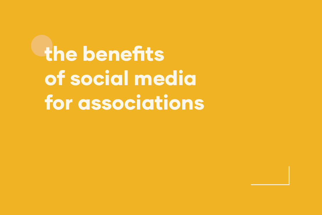 Why your association needs social media